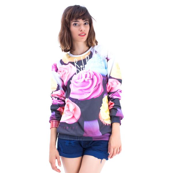 R.I.P Diet sweater | Mr. GUGU & Miss GO