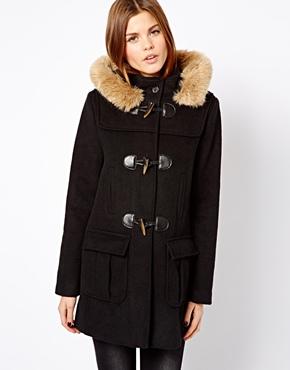 A Wear | A Wear Duffle Coat at ASOS