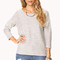 Essential marled sweater | forever21 - 2000092016