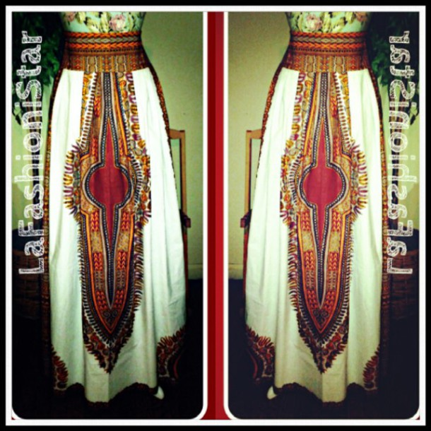 skirt  wax print  african print  dashiki dress  african skirt  african style  africa  fashion