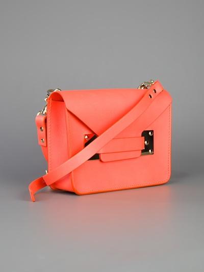 Sophie Hulme Mini Envelope Clutch Bag -  - Farfetch.com