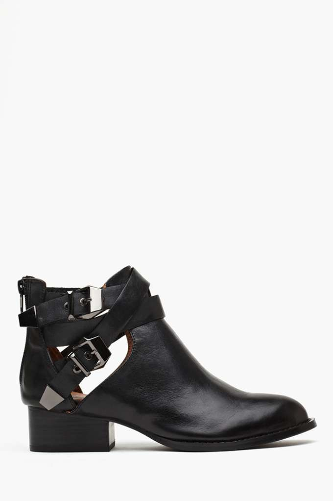 Jeffrey Campbell Everly Cutout Boot at Nasty Gal