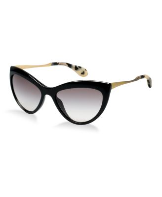 Miu Miu Sunglasses, MU 10NS - Sunglasses - Macy's