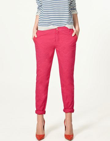 PANTALON CIGARETTE - Pantalons - Collection - Femme - ZARA France
