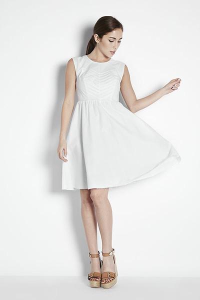 Adela Mei | Coconut Dress | Eve Gravel | Adela Mei