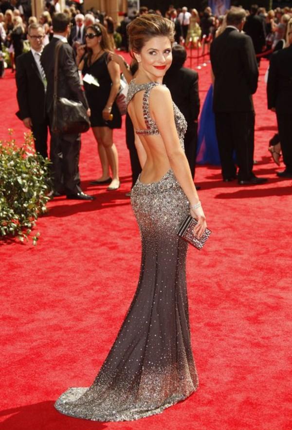 dress backless open back open back dresses sequin dress cut offs glitter dress cute dress
