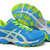 Women's Asics Gel Nimbus 14 Blue Green Shoes