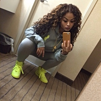 jacket india westbrooks polo shirt neon hoodie grey hoodie shoes sweater tracksuit trainers clothes grey tracksuit yellow ralph lauren grey neon green ralph lauren polo swag sweatsuits