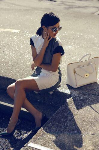 gary pepper vintage dress sunglasses jewels shoes bag