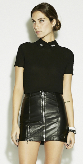 The Reformation :: CLOTHES :: TOPS :: F*CK 4EVER TOP