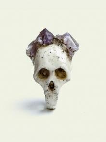 Bifacial Skull Ring | NOT JUST A LABEL