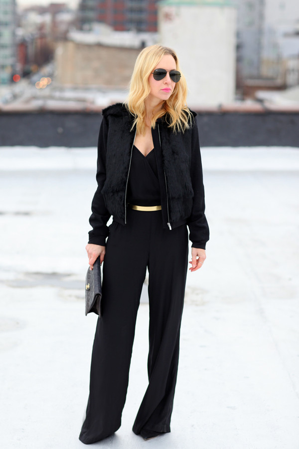 brooklyn blonde pants coat belt bag
