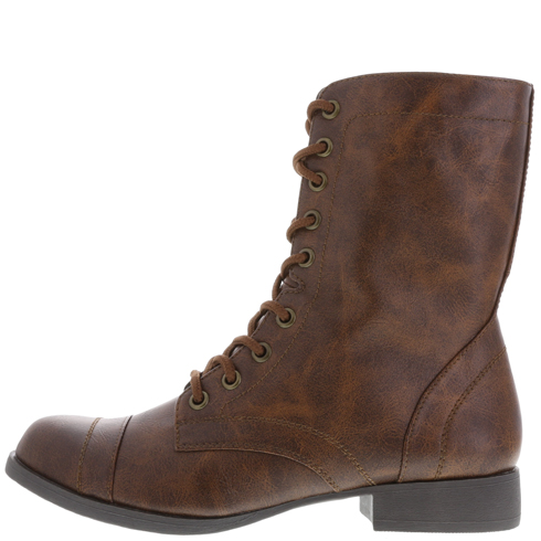 Womens - Brash - Women's Tanner Lace-Up Boot - Payless Shoes
