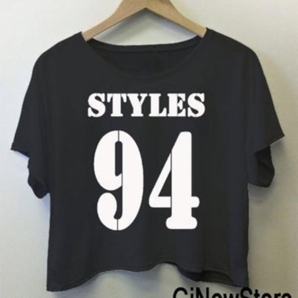 blouse black crop top harry styles harry styles shirt