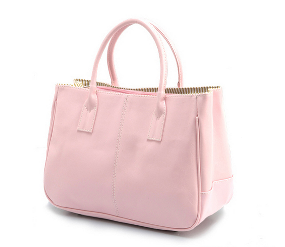 13 Colors Women Leather Tote Handbag Fashion Designer Candy Color Shoulder Bags on Luulla