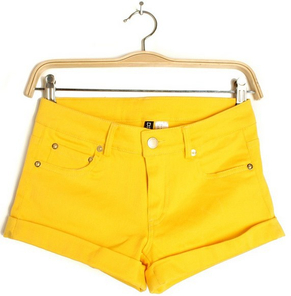 2013 New Summer  Casual  Solid Candy 7 Colors Jeans Shorts Women's Fashion Shorts-in Shorts from Apparel & Accessories on Aliexpress.com
