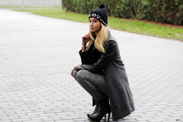 beauty fashion shopping coat pants t-shirt scarf shoes