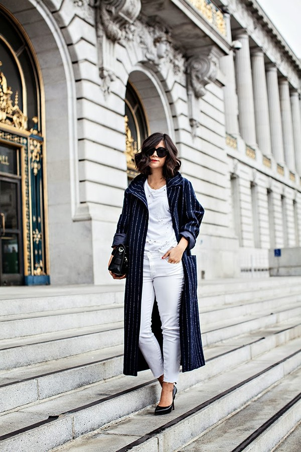 this time tomorrow coat shirt jeans shoes bag sunglasses