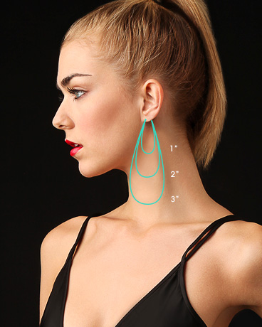 Acid Feather Curb Collar Necklace | BaubleBar