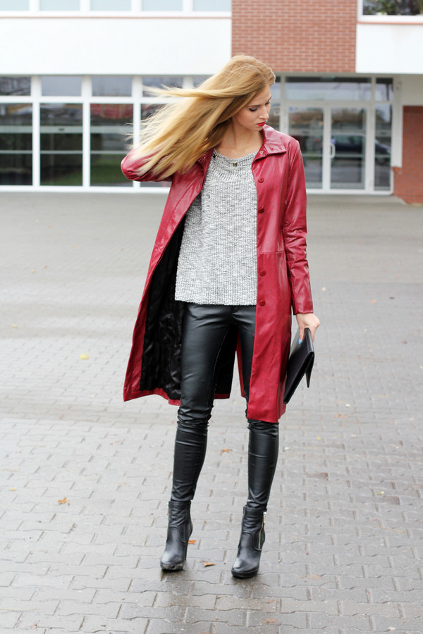 beauty fashion shopping sweater pants shoes coat bag