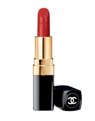 make-up chanel sexy blogger vintage girly girl chanel style jacket chanel sweater lipstick red lipstick lifestyle style fashion retro boho chic nadia elegance wear classy