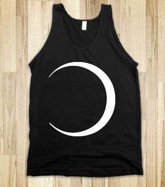 Crescent Moon - Your Life On A Shirt - Skreened T-shirts, Organic Shirts, Hoodies, Kids Tees, Baby One-Pieces and Tote Bags Custom T-Shirts, Organic Shirts, Hoodies, Novelty Gifts, Kids Apparel, Baby One-Pieces | Skreened - Ethical Custom Apparel