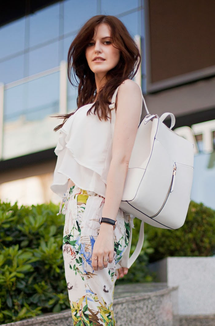 TIE BOW-TIE: WHITE LOOK AND SHEINSIDE GIVEAWAY