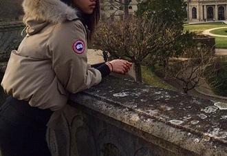 jacket caramel