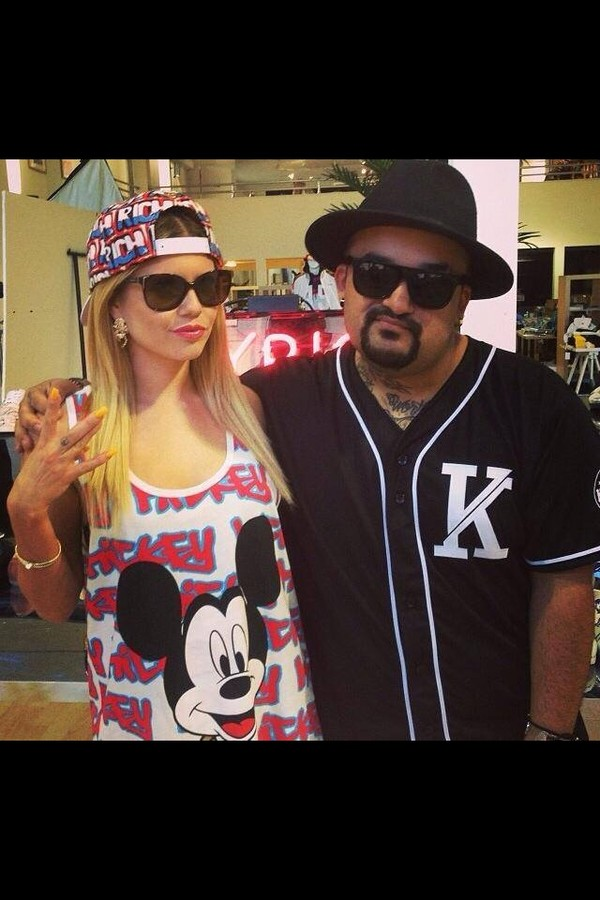 hat chanel west coast shirt mickey mouse blouse t-shirt
