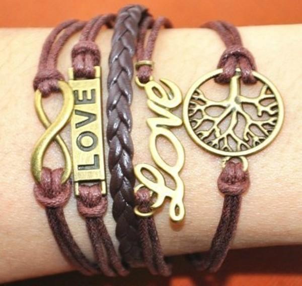 jewels bracelets retro
