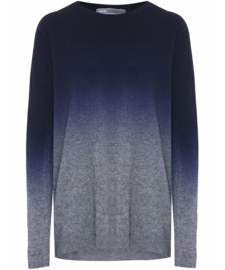 Vince Blue Ombre Sweater