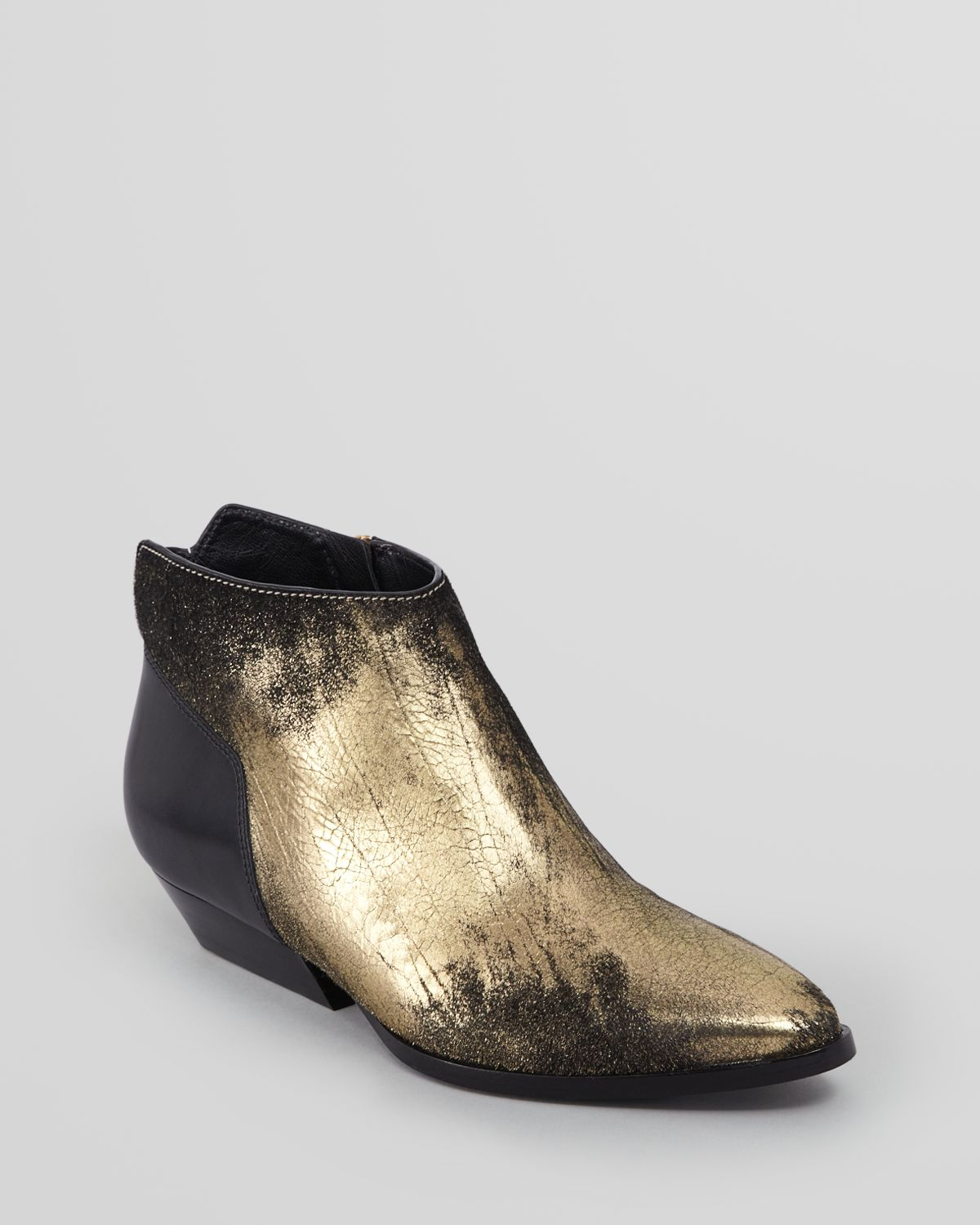 Sigerson Morrison Pointed Toe Booties - Prime Flat | Bloomingdale's