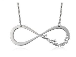 Amazon.com: One Direction Directioner Infinity Necklace Pendant: Jewelry