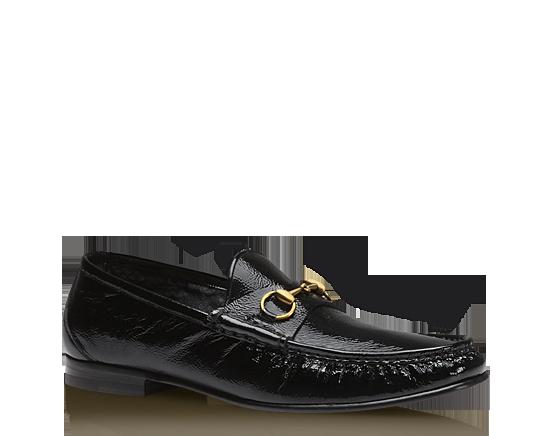 Gucci - horsebit loafer