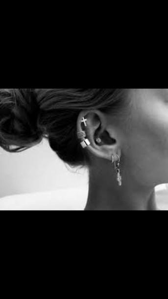 jewels earing set