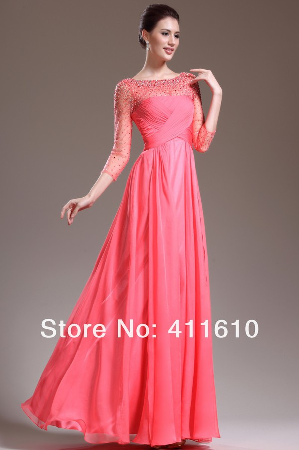 evening dress mother of the bride gown with sleeve evening dress mother of the bride gown with sleeve