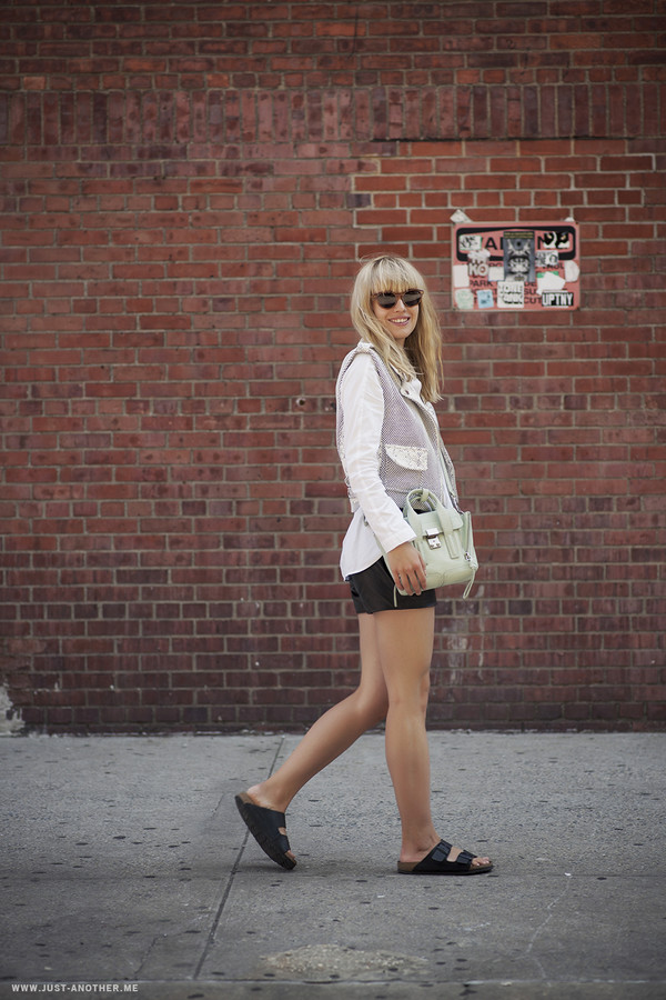 just another me jacket blouse shorts shoes sunglasses jewels