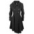 HIGH Jersey Asymmetric Button Trench at Flannels Fashion (£595.00) - Svpply