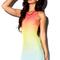 Ombré scuba knit dress | forever21 - 2000051717