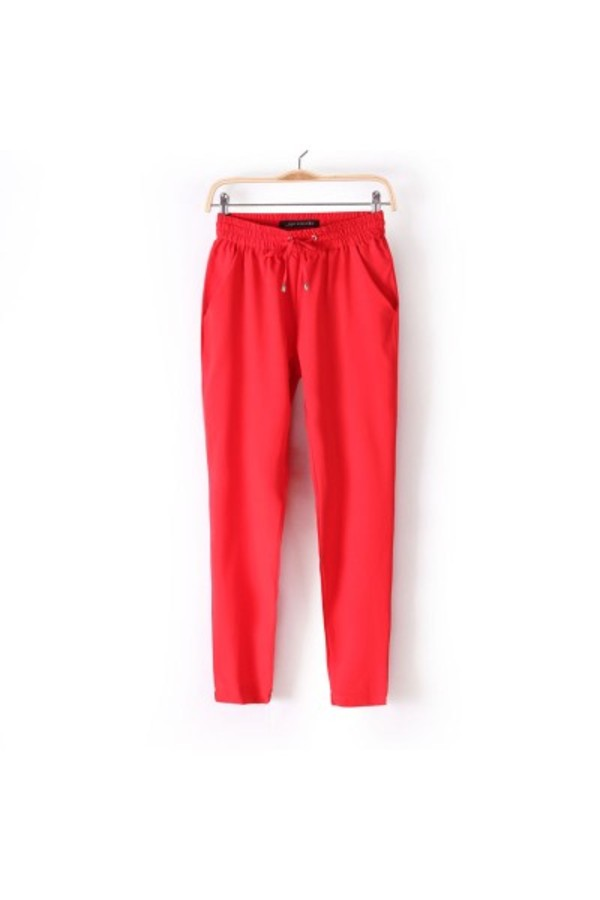 pants fashion style outfit look of the day ootd escloset fashion blog fashion blogger slouchy pants high waisted pants