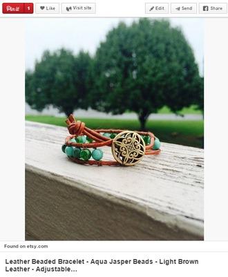 jewels wrap bracelet leather bracelet