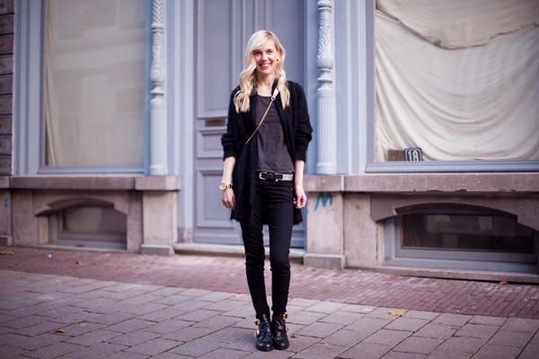 cocorosa t-shirt jeans belt sweater jewels bag shoes