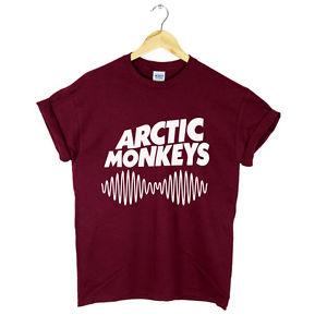 ARCTIC MONKEYS TSHIRT NEW ALBUM WOMENS MENS ROCK MUSIC DOPE SWAG NEW | eBay