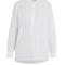 Striped gathered-back cotton shirt   vince   matchesfashion.com us
