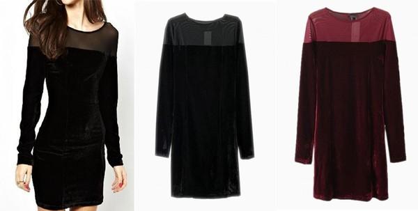 dress black mesh dress tumblr clothes mini dress free shipping dress