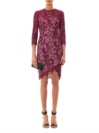 Mia asymmetric dress | Lover | MATCHESFASHION.COM