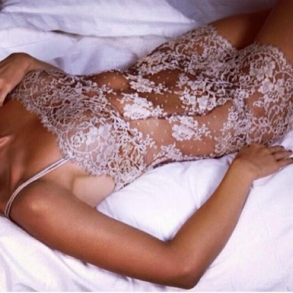 underwear lingerie dress illusion transparent mesh sheer lace cami floral short bodycon