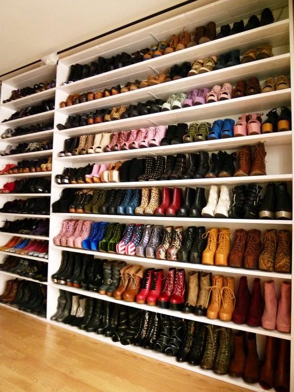 shoes booties platform shoes