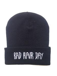 'Bad Hair Day' Unisex Hot Sell Hip Hop U Street Beanie Hat Cap Free SHIP | eBay