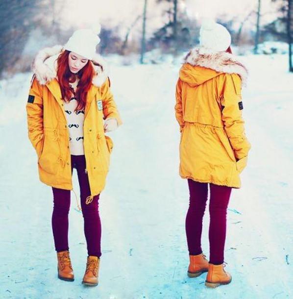 coat winter jacket